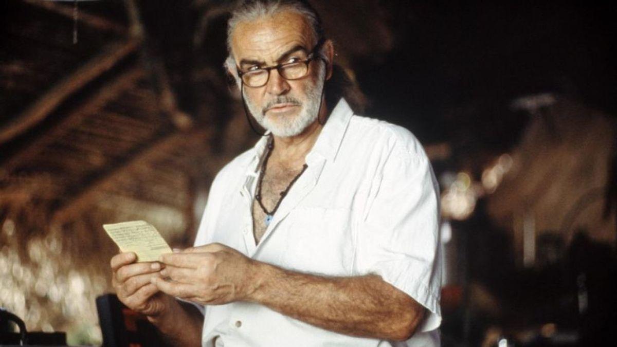 Sean Connery, el hombre que convirtió la barba con canas en mito del cine