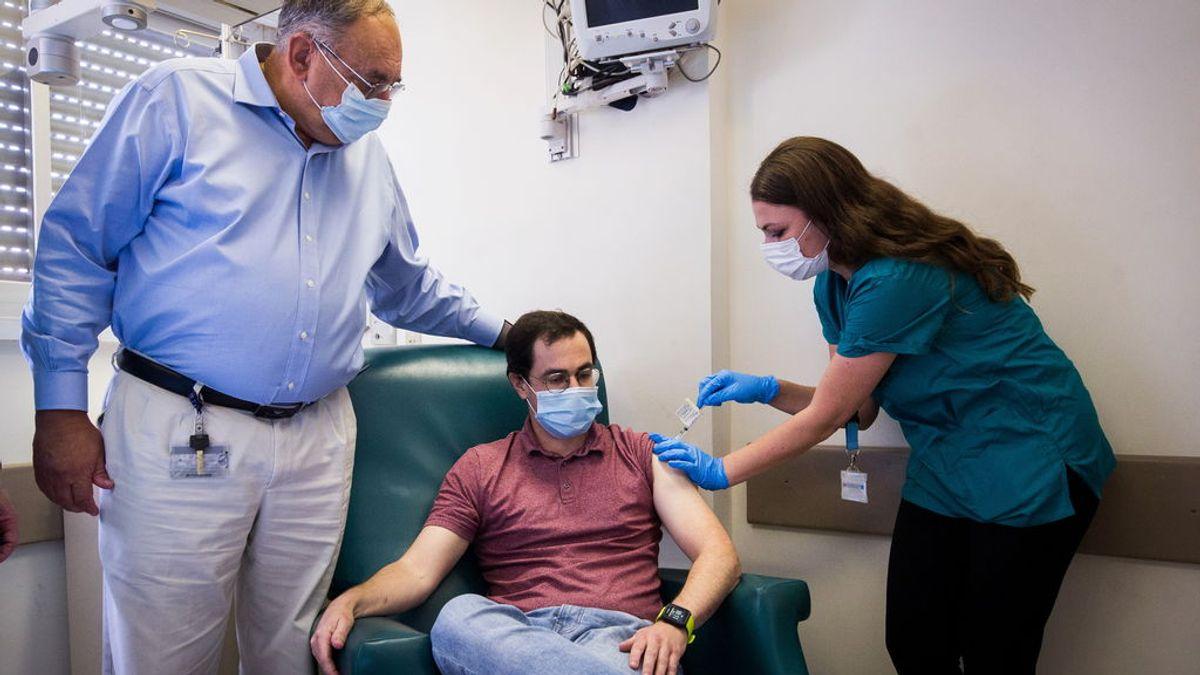 La vacuna israelí contra la covid comienza la fase de pruebas en humanos