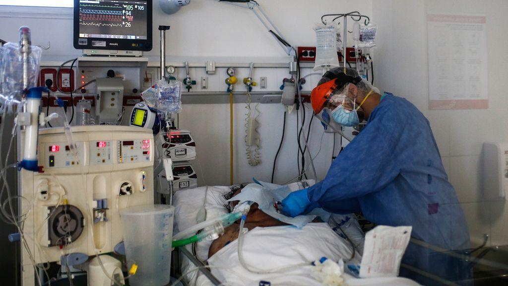 Argentina reporta 6.609 nuevos casos de coronavirus y 138 muertes