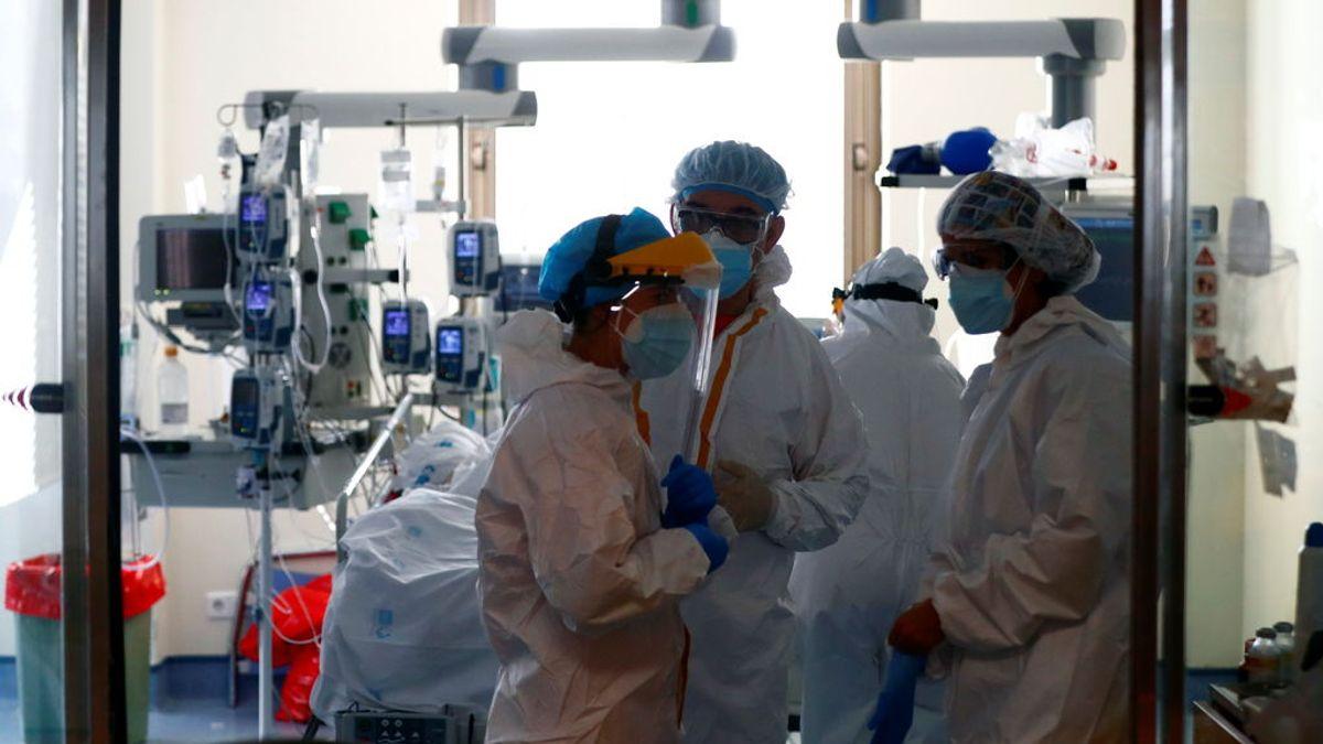 Última hora del coronavirus: España inicia noviembre con contagios disparados y las UCI en riesgo