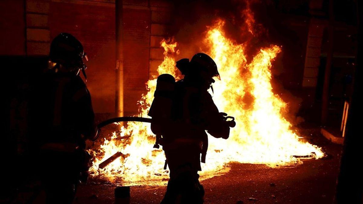 Los contagios avanzan en España tras un fin de semana de disturbios