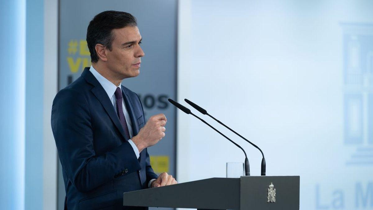 """Sánchez: """"La conducta violenta e irracional de grupos minoritarios es intolerable"""""""