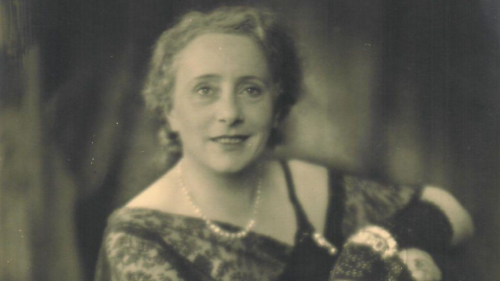 Margherita Sarfatti, la mujer que modeló a Mussolini