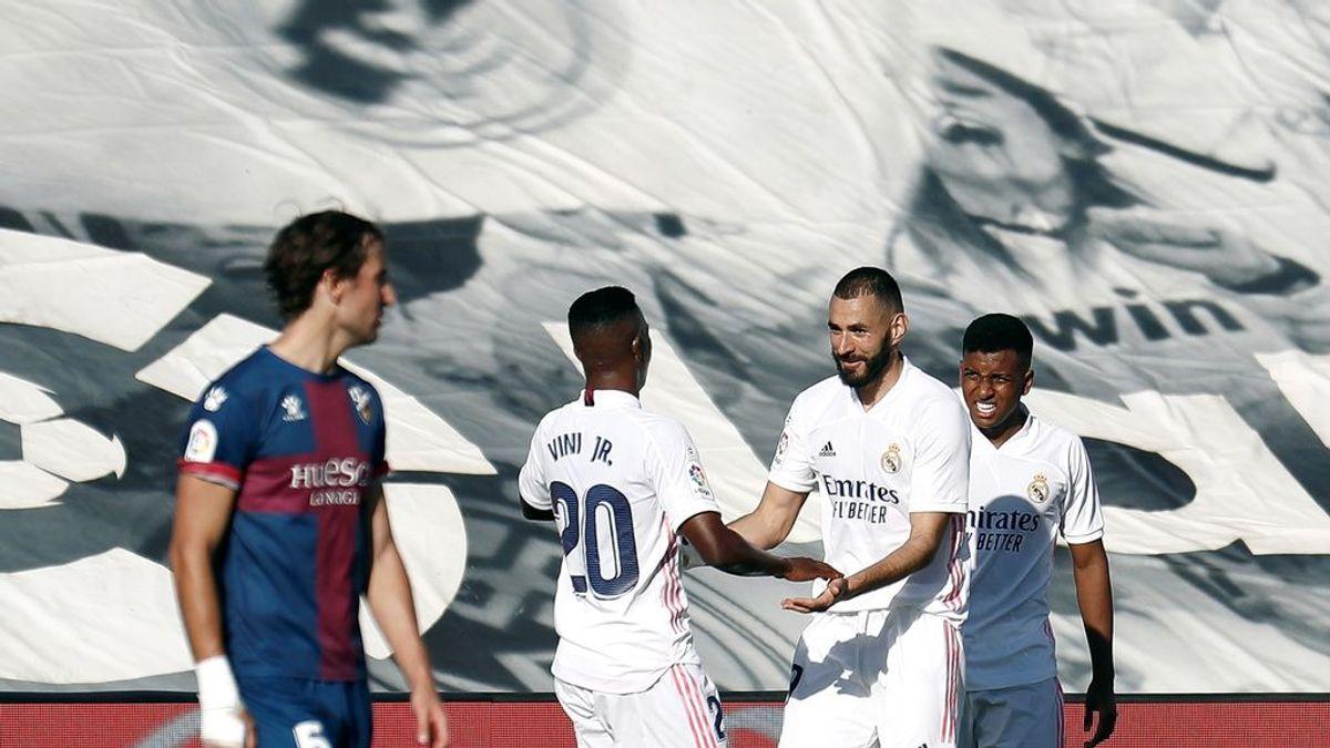 El Real Madrid pendiente de un posible positivo de coronavirus de cara al partido de 'Champions' contra el Inter