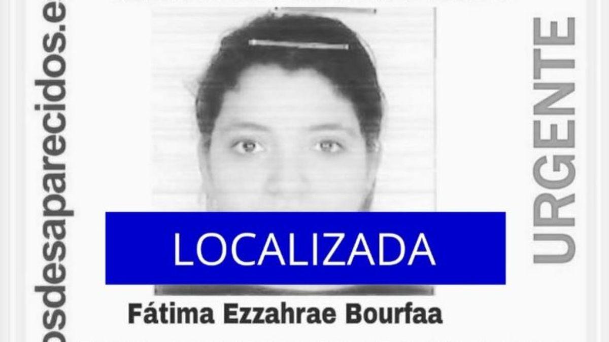 Localizan a Fátima Ezzahrae, la menor de 16 años desaparecida en Torrejón de Ardoz desde el 13 de octubre