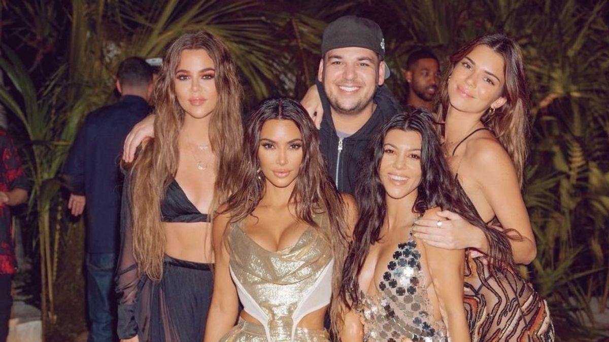"""Kim Kardashian recibió por su cuarenta cumpleaños un regalo inolvidable: """"Una sorpresa especial del cielo"""""""