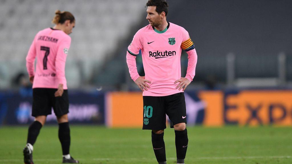 La situación económica del Barça se complica: si no se rebajan el sueldo los jugadores podrían entrar en concurso de acreedores