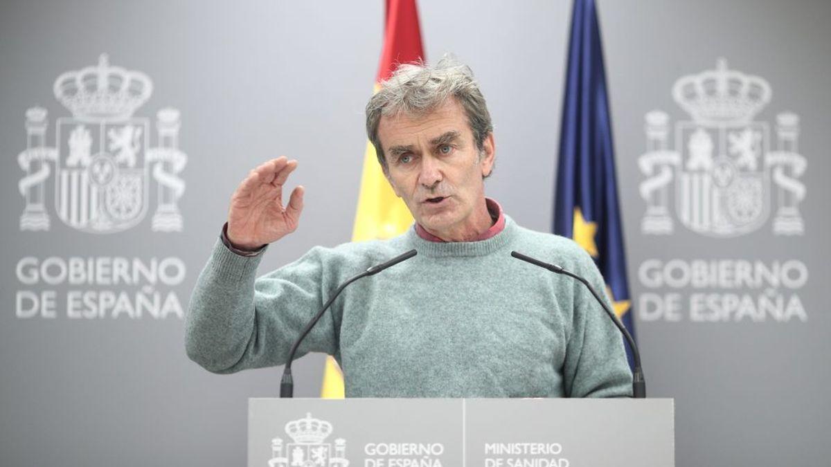 """El Consejo de Enfermería acusa a Simón de """"comentarios sexistas y denigrantes"""" por un chiste en una entrevista"""