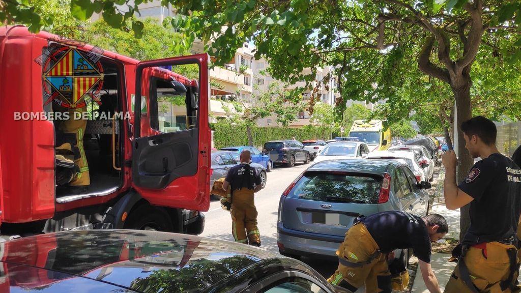Encuentran el cuerpo de un hombre fallecido hacía meses en su casa de Palma de Mallorca