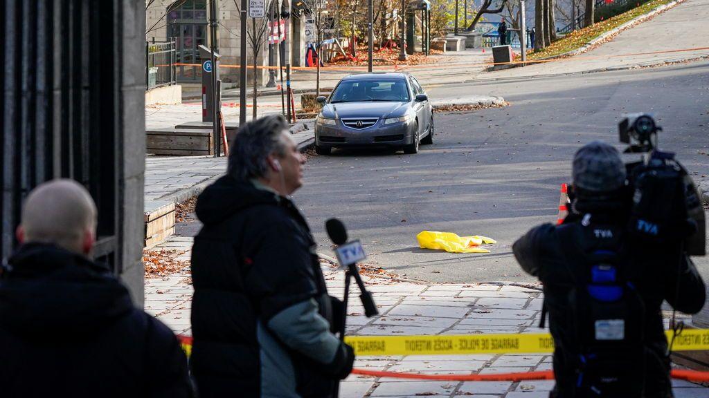 El sospechoso de matar a dos personas con una katana en Canadá actuó premeditadamente, según Policía