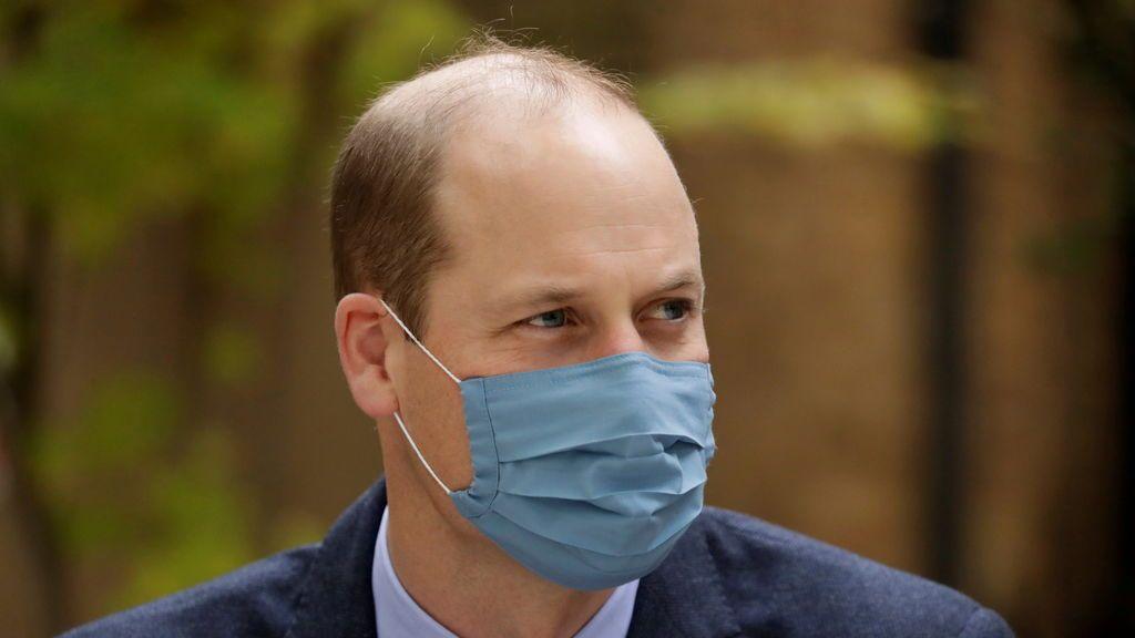 El príncipe Gillermo tuvo coronavirus en abril, pero lo mantuvo en secreto