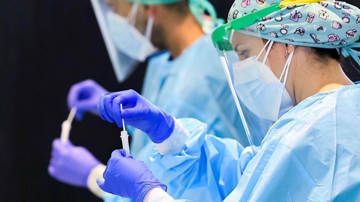 Sanidad suma 55.019 contagios y 379 muertos, el peor fin de semana de la pandemia