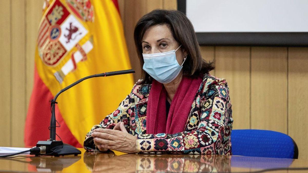 "Robles, sorprendida: ""Madrid nos ha pedido 150 rastreadores pese a la oferta del Ejército"""