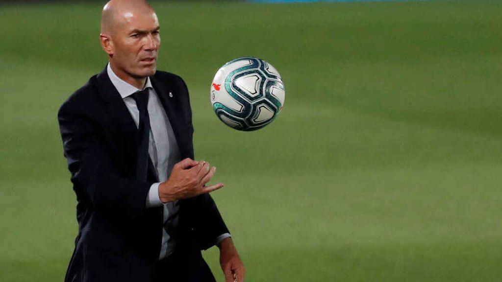 """Zidane se la juega ante el Inter y da un toque a sus jugadores: """"Esto es una final"""""""