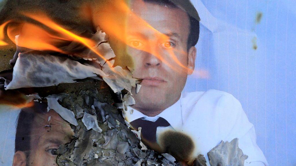 """Macron declara la guerra cultural: """"En Francia hay igualdad entre mujeres y hombres, quien no lo entienda no puede vivir aquí"""""""