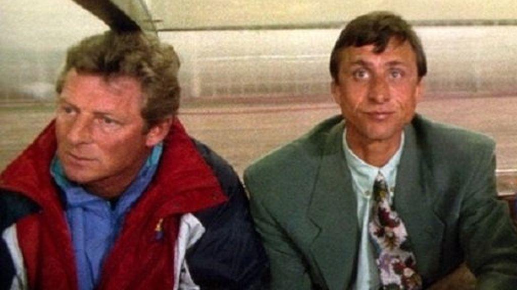 El Barcelonismo llora la muerte de Toni Bruins, mítico ayudante de Cruyff en el 'Dream Team'