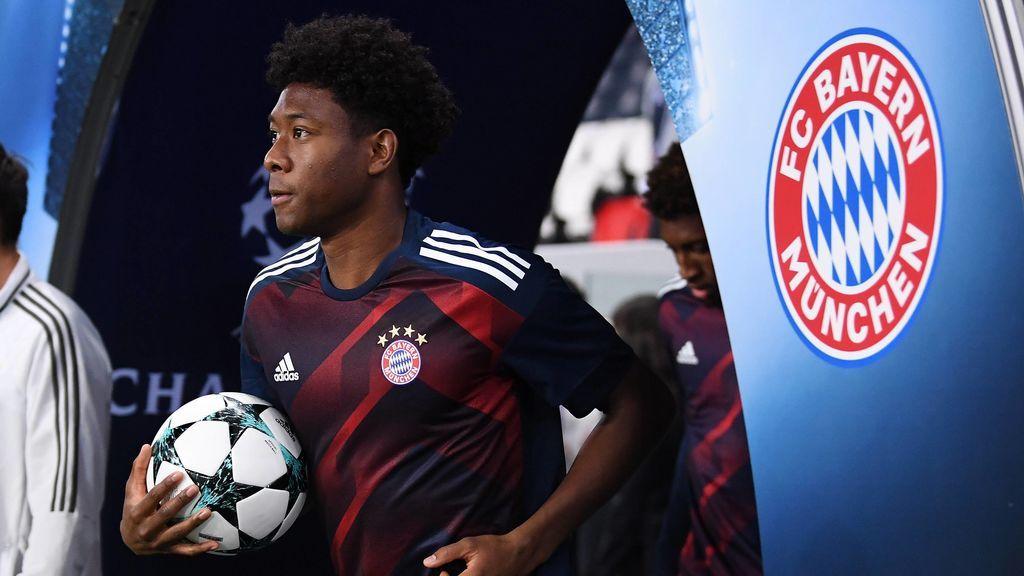 Alaba rompe negociaciones con el Bayern, el Barça lo descarta por su precio y ahora apunta al Real Madrid