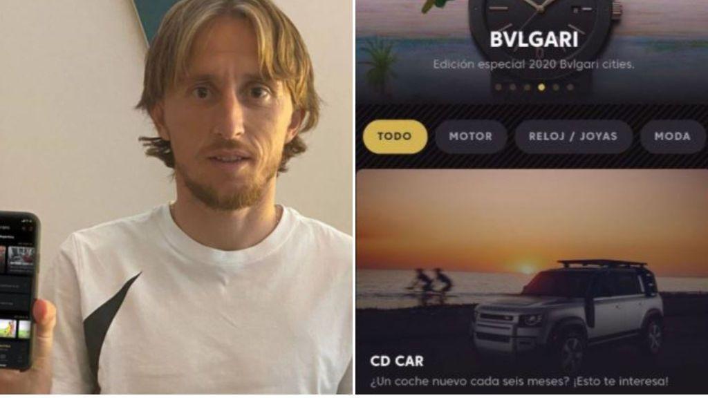 La aplicación exclusiva que usan los futbolistas: desde ver estadísticas, a comprarse un coche o planear un viaje