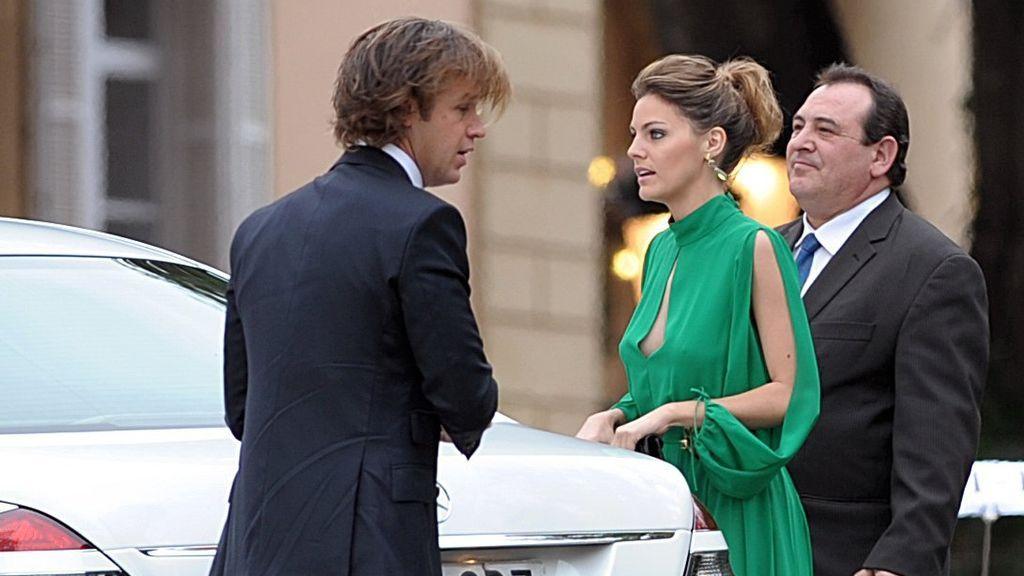 Amaia y Rosauro se conocieron en el año 2010 en una fiesta en Ibiza.
