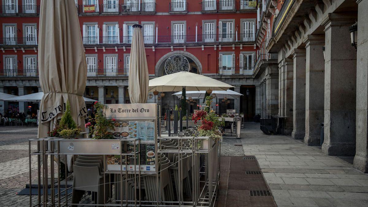 Los contagios relacionados con la hostelería en Madrid no alcanzan el 2%, según un estudio de Samur