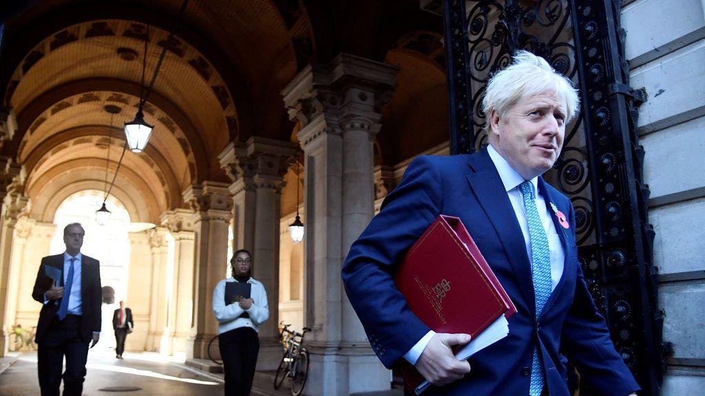 Boris Johnson se la juega en las elecciones de EEUU
