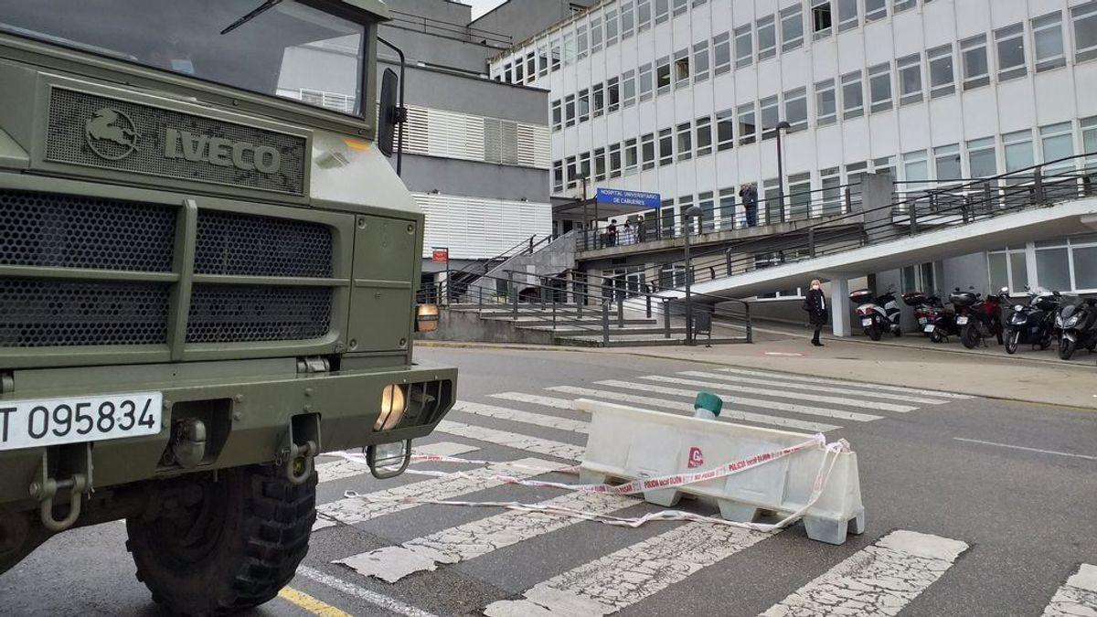 Asturias, de 'paraíso' en la lucha contra la pandemia a 'infierno' hospitalario