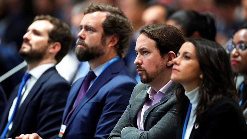 La derecha a bofetadas: Casado equipara a Abascal con Podemos  y Vox responde que el PP es igual que el PSOE