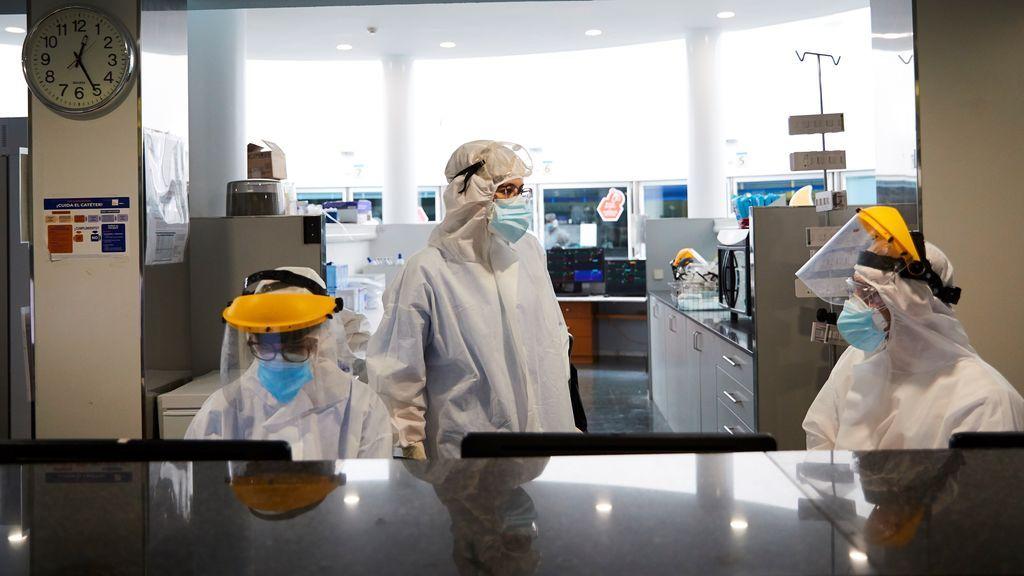 España registra 18.669 contagios de coronavirus y 238 muertos