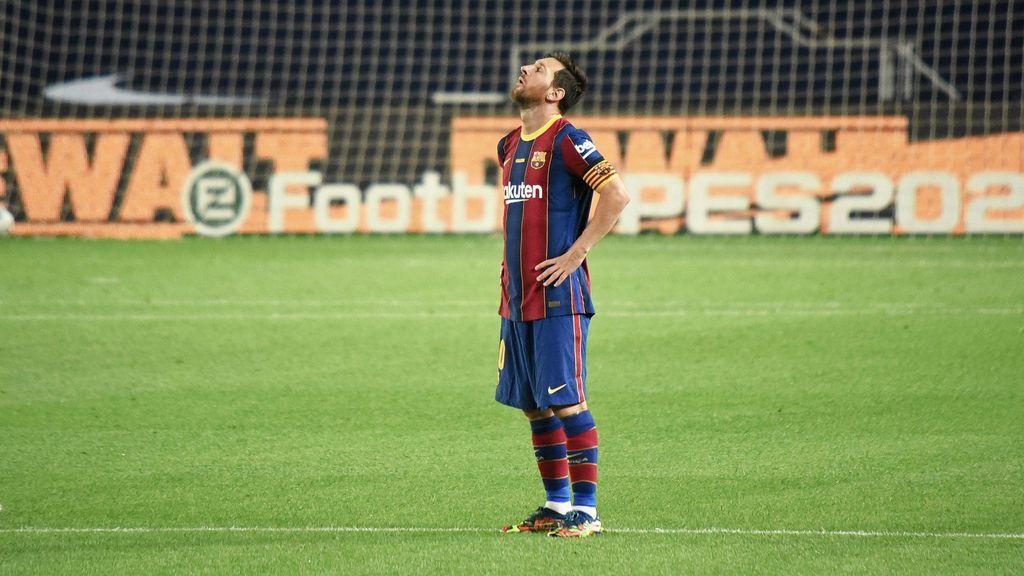 Messi ya conoce que el Manchester City le ofrecerá firmar un precontrato en el mes de enero