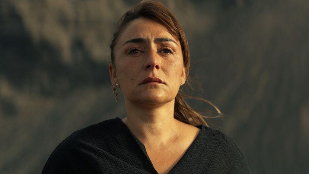 Candela Peña, en 'Hierro'