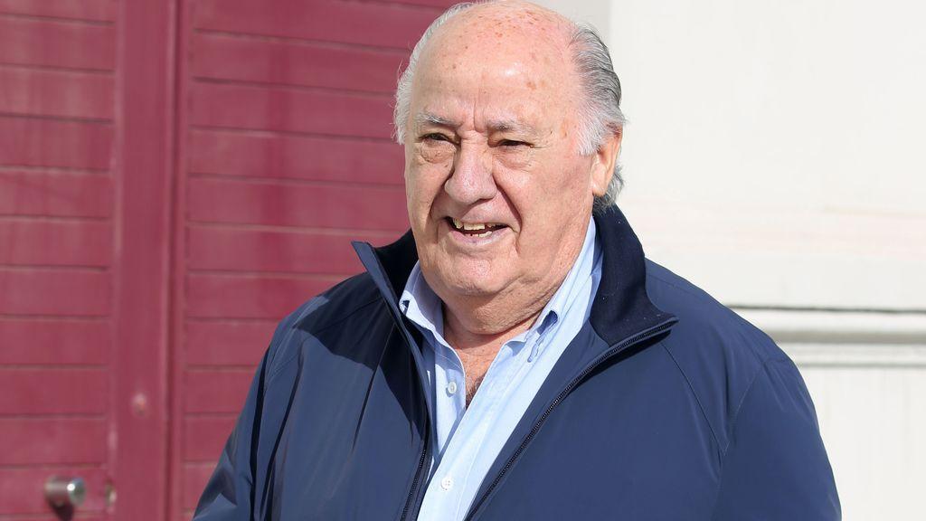 Forbes desvela los más ricos de España: Amancio Ortega vuelve a estar en cabeza
