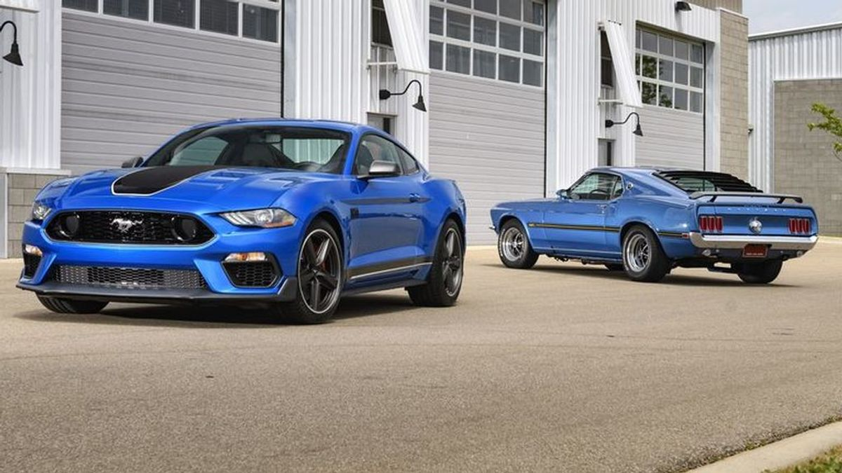 La historia del Ford Mustang Mach 1: de su nacimiento a finales de 60 al modelo de 2021