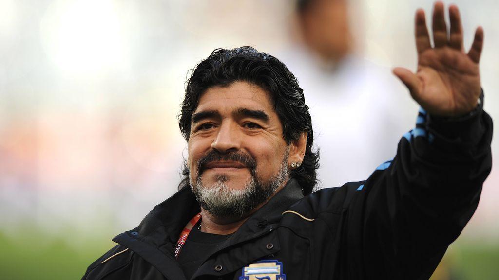Maradona habría pedido ser ingresado en un hospital.