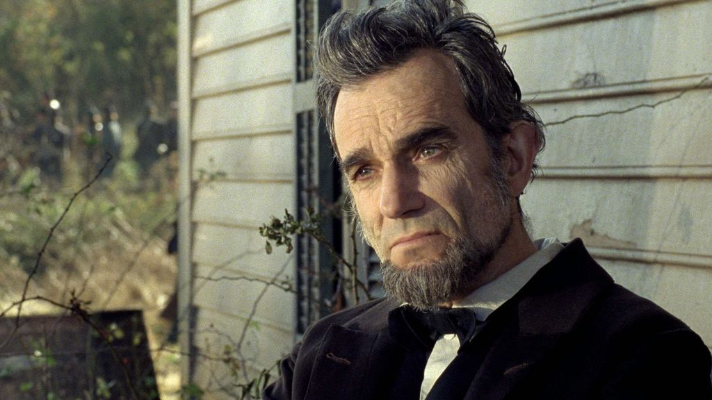 Daniel Day-Lewis en 'Lincoln'