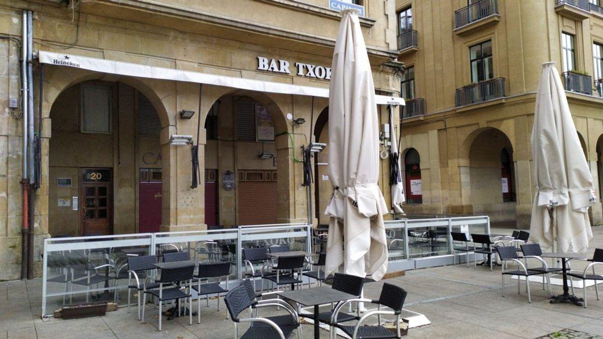 Navarra amplía el cierre total de la hostelería al menos 14 días más