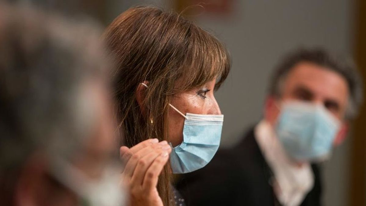 Aragón habla de una tercera onda epimédica y de situación de riesgo extremo al cerrar actividades a las 20:00 horas