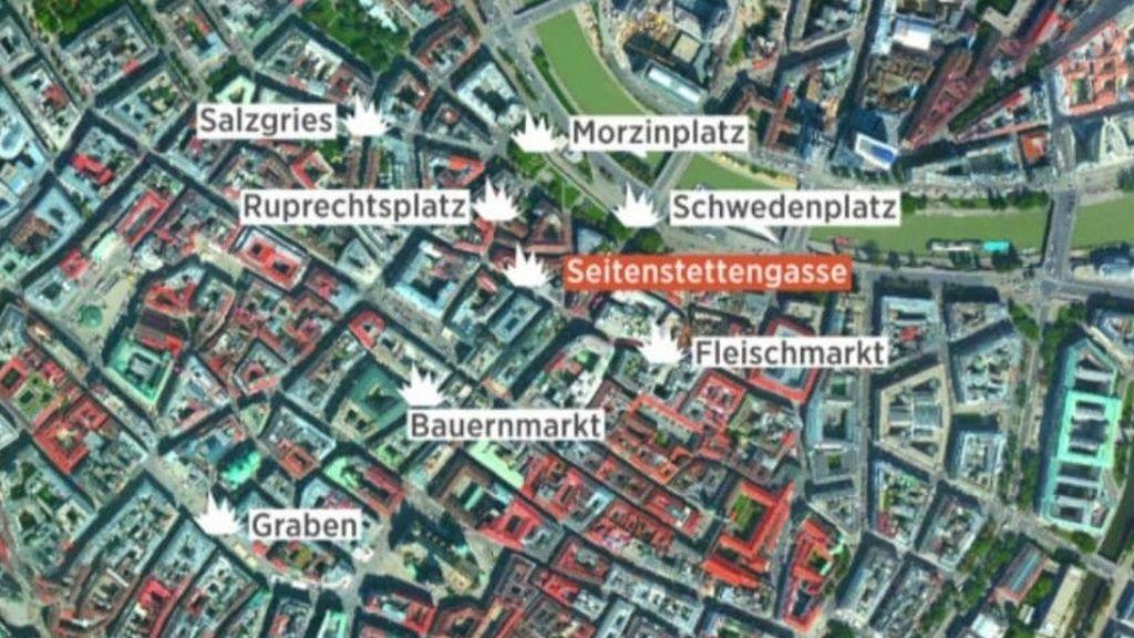 Atentados terroristas en Viena