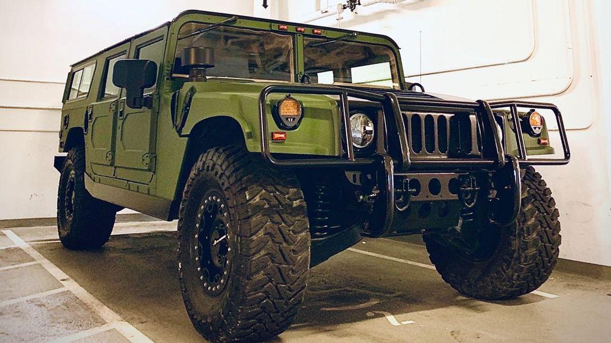 Hummer: el coche que nació del ejército norteamericano y se impuso en el asfalto