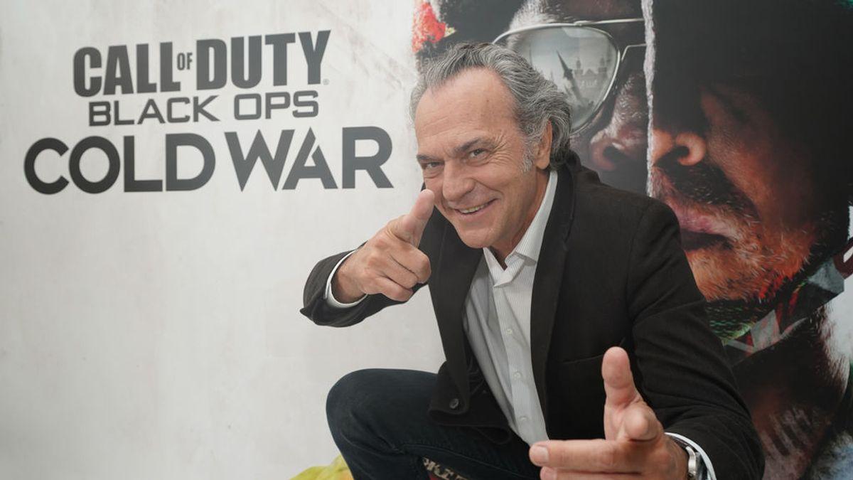 José Coronado pondrá la voz a un personaje de Call of Duty: Black Ops Cold War