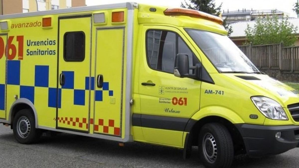 Muere un niño de 12 años tras caer al vacío desde un sexto piso en Ourense