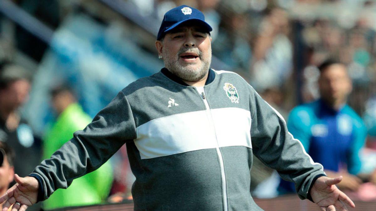 Maradona, operado con éxito de su hematoma en el cerebro