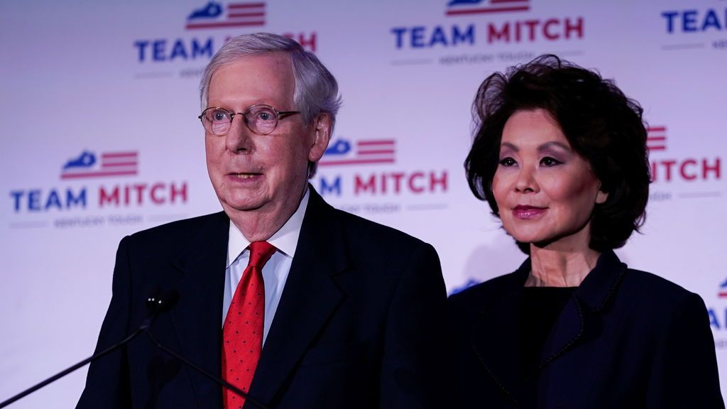 Los republicanos se aseguran el control de un Senado que es tan importante como la presidencia