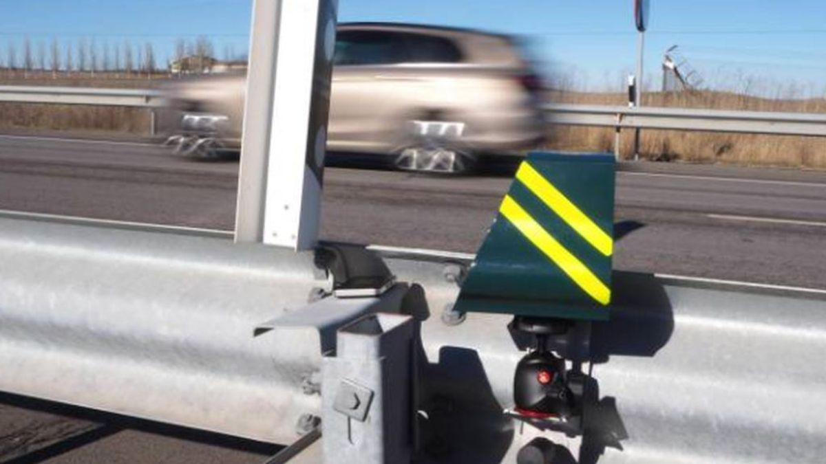Más vigilados... en la carretera: 75 radares y 28 drones más en 2021