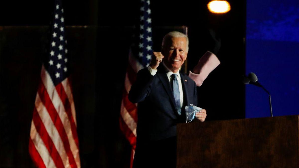 Elecciones EEUU: las casas de apuestas dan ya favorito a Biden