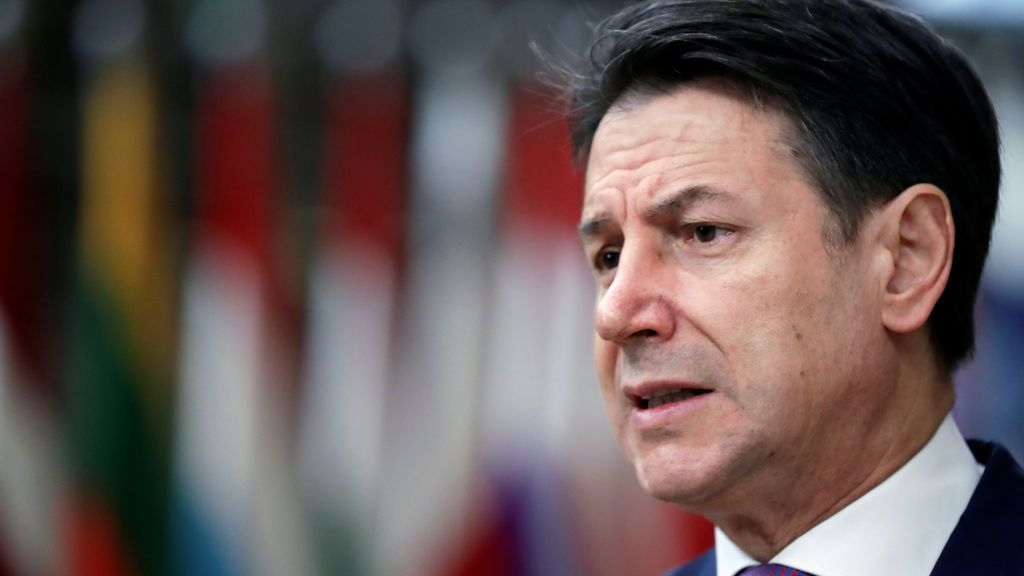 Italia impone un confinamiento duro en las regiones más afectadas por el virus