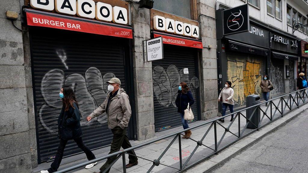 Madrid notifica 2578 nuevos casos de coronavirus y 33 fallecidos en las últimas 24 horas