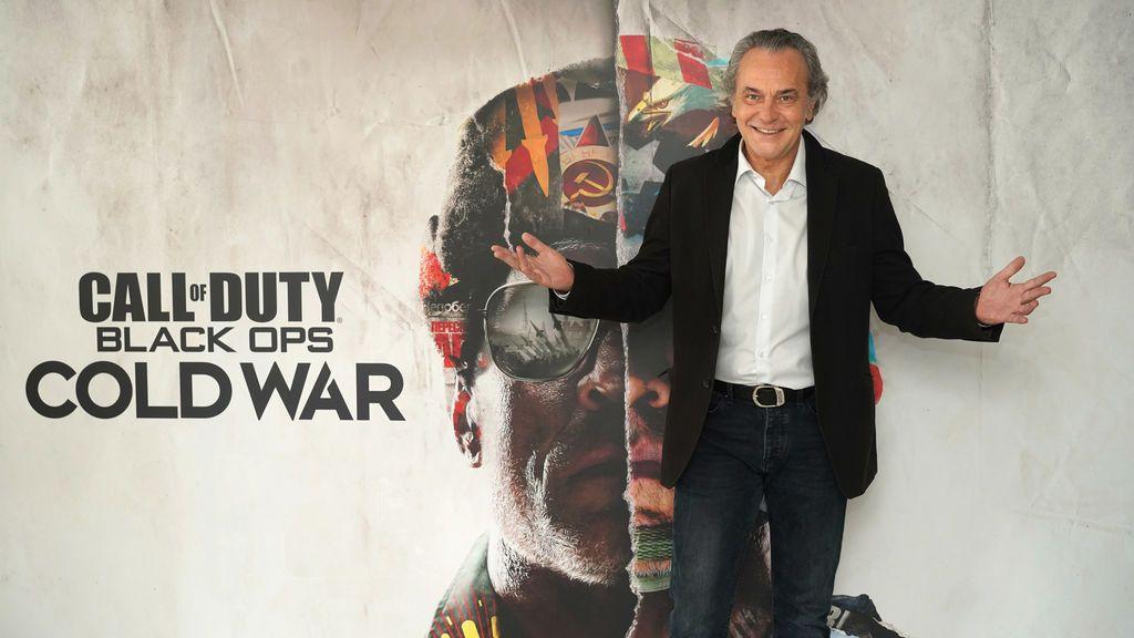 Call of Duty Black Ops Cold War Jose Coronado