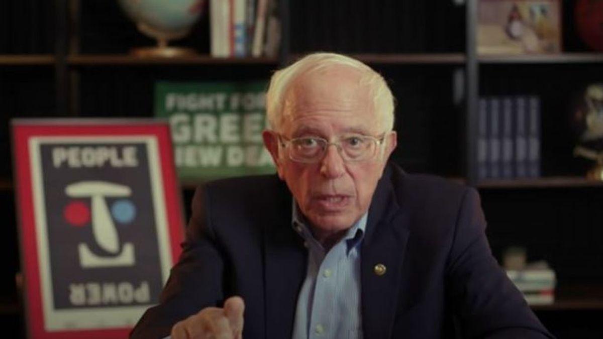 La lección de experiencia de Bernie Sanders: así predijo lo que pasaría la noche electoral y así lo ha clavado