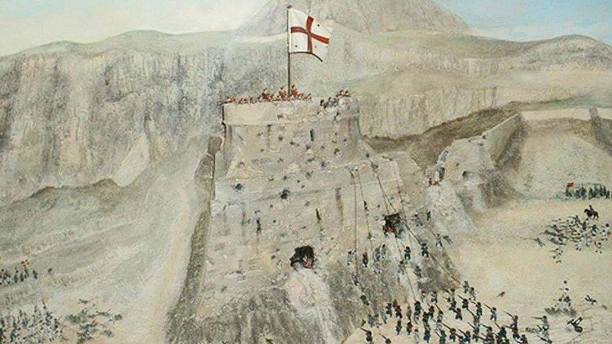 La Torre Circular: donde España estuvo más cerca de recuperar Gibraltar