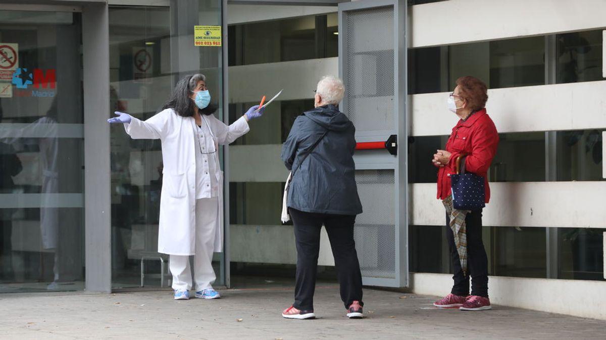 Madrid suma 2.578 contagios de coronavirus y otros 33 muertos